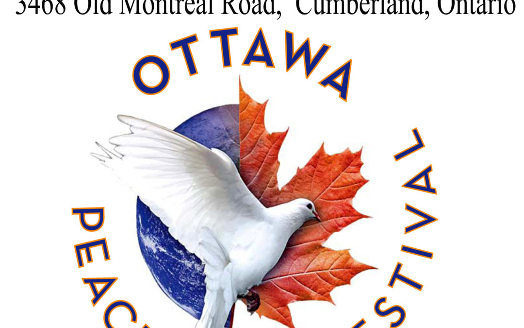 Ottawa Peace Festival at Humanics Sanctuary and Sculpture Park